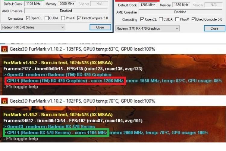 MSI Armor Radeon™ RX 470 4GB GDDR5 OC Edition