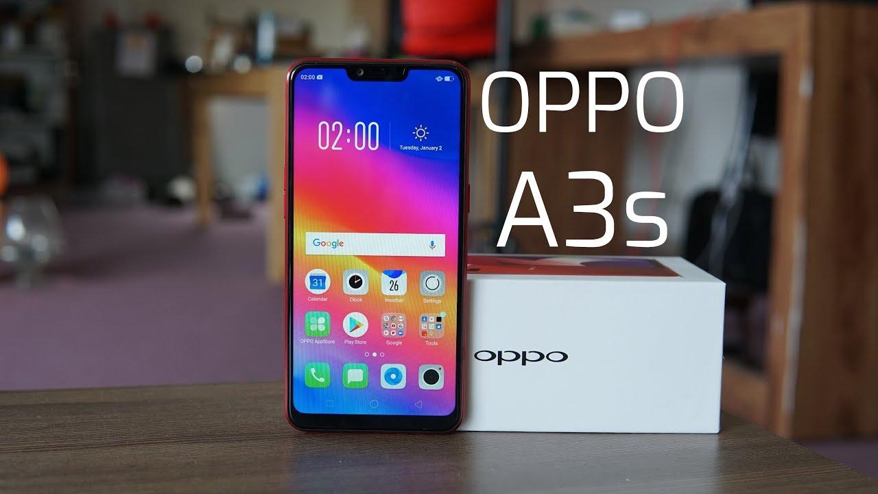 ORIGINAL OPPO A3S 16GB ROM+ 2GB RAM --By AC ONLINE STORE