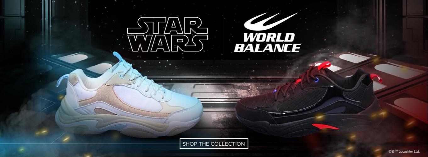 World Balance Official Online Store