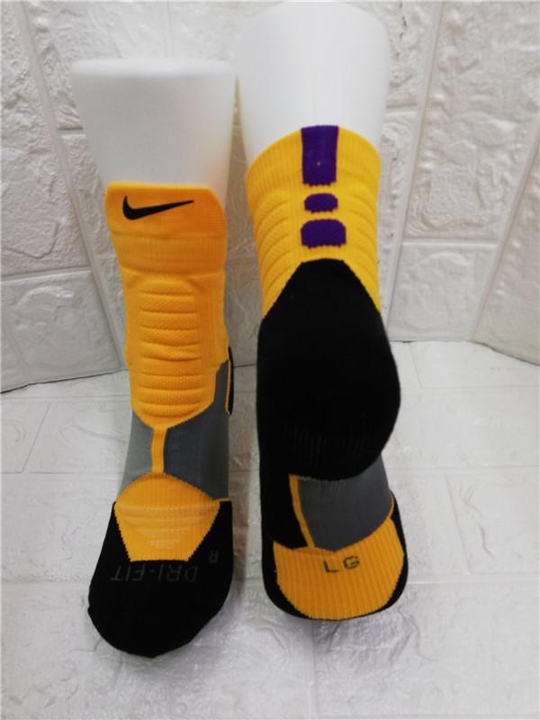 famous brand fantastic savings 100% genuine Nike Hyper Elite Socks Mid Cut Men's Accessories NBA Basketball Crew Socks