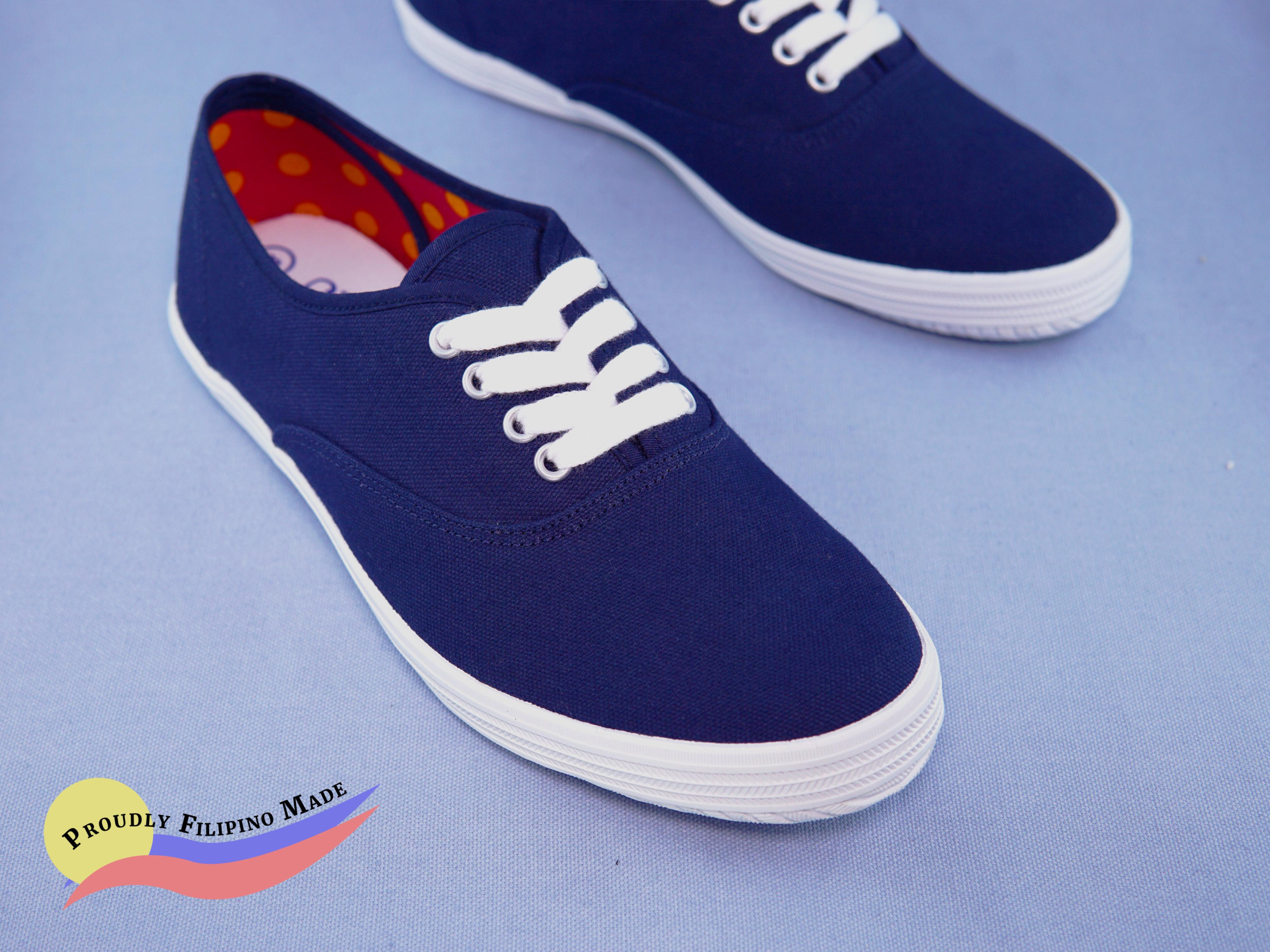 Evans Sadie Canvas Sneakers: Buy sell