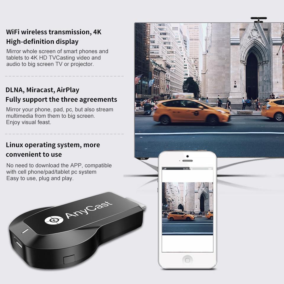 AnyCast M100 WiFi Display Dongle