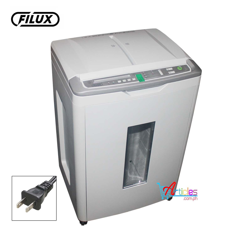 Filux Paper Shredder Shredding Machine