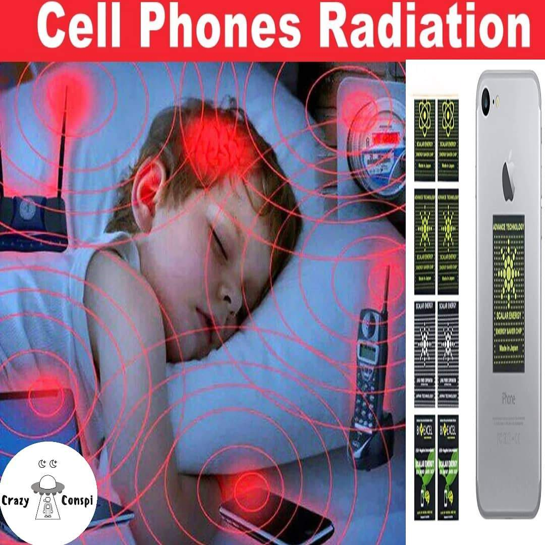 Buy 1 Take 1 EMR Scalar Energy Phone Sticker Anti EMP EMF Protection for  Pregnant Woman Anti Radiation Chip Shield