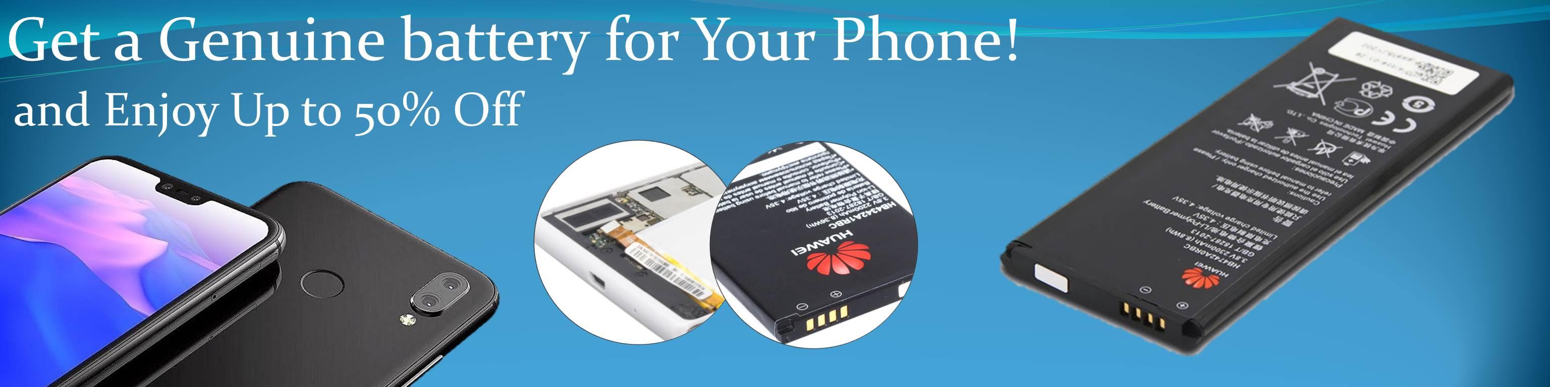 Original Capacity battery for Huawei Honor 3c Lite Ascend Y550 Y5 Y625 Y635  G615 HB474284RBC