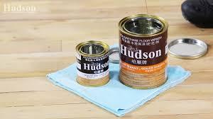 Hudson 1 Set Liter Top Coat Polyurethane Varnish with 1/4 liter Catalyst  Best Top Coat for Furniture, Billiard Table Top & Wood Parquet
