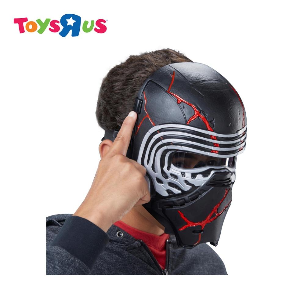 Star Wars The Rise Of Skywalker Supreme Leader Kylo Ren Force Rage Mask Toys R Us