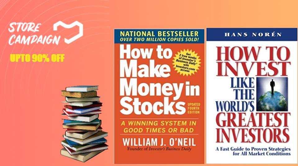 How To Make Money In Stocks by William J O'neil - Digital Ebook