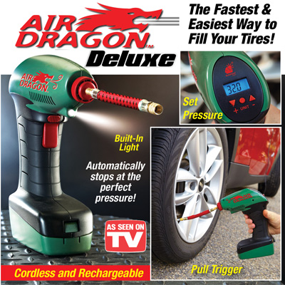 Air Dragon Tire Inflator >> Authentic Air Dragon Handheld Portable Air Compressor Auto Tire Inflator Balls Mattress Toys Pump Emergency Tool