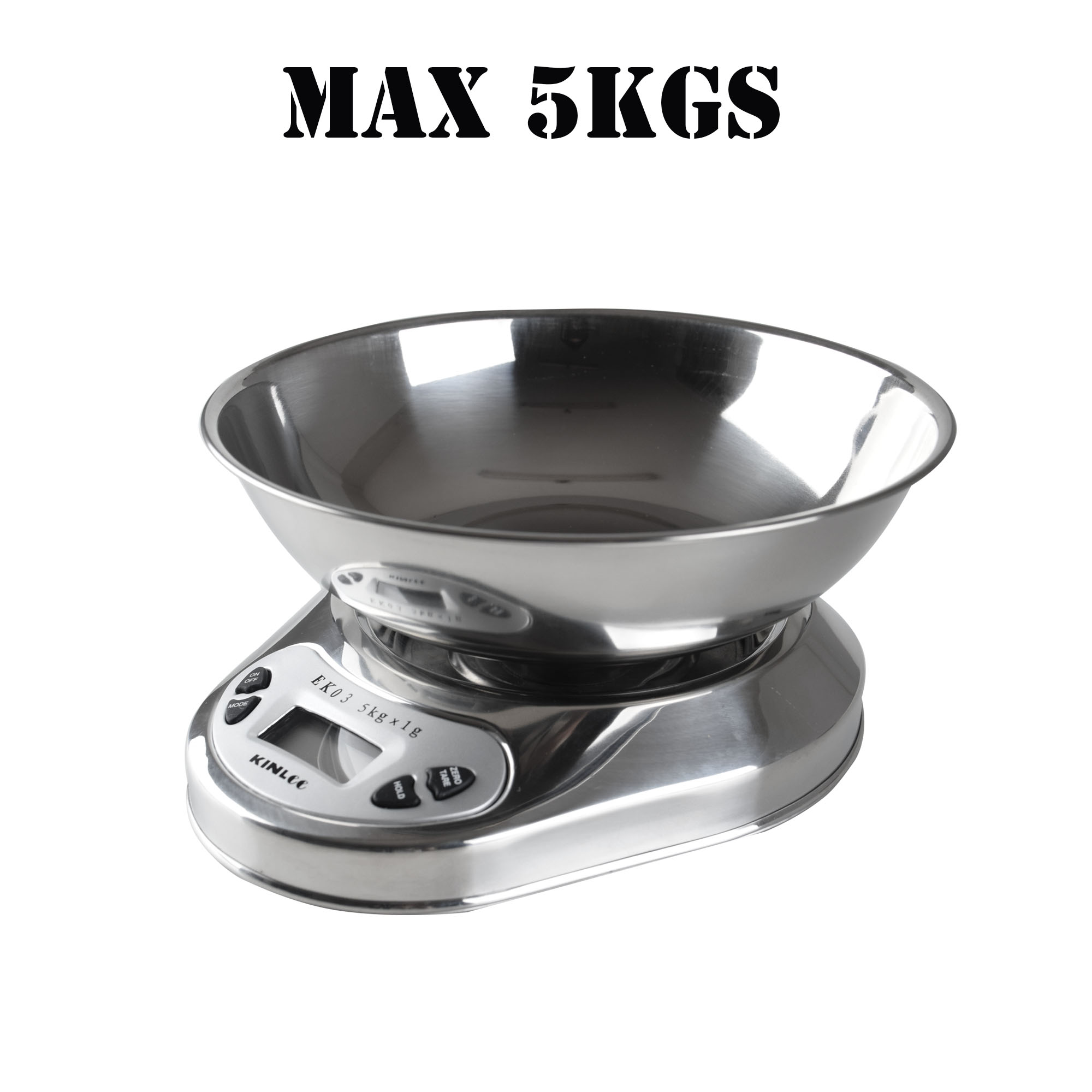 Malachi Ek03b Stainless Steel Electronic Weight Scale Food Balance