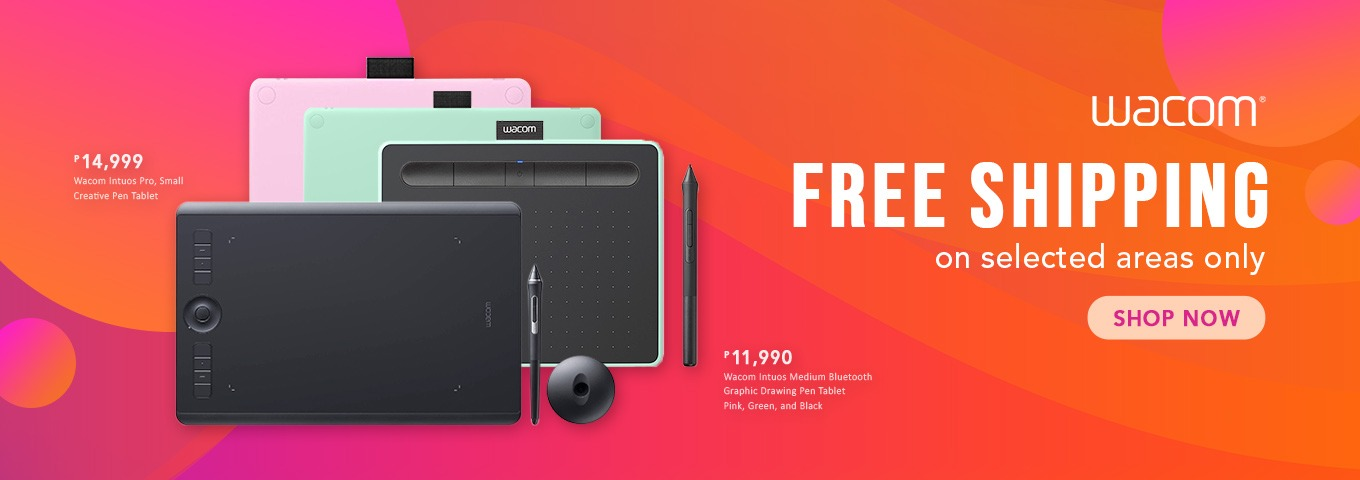 Wacom Official Online Store | Lazada Philippines