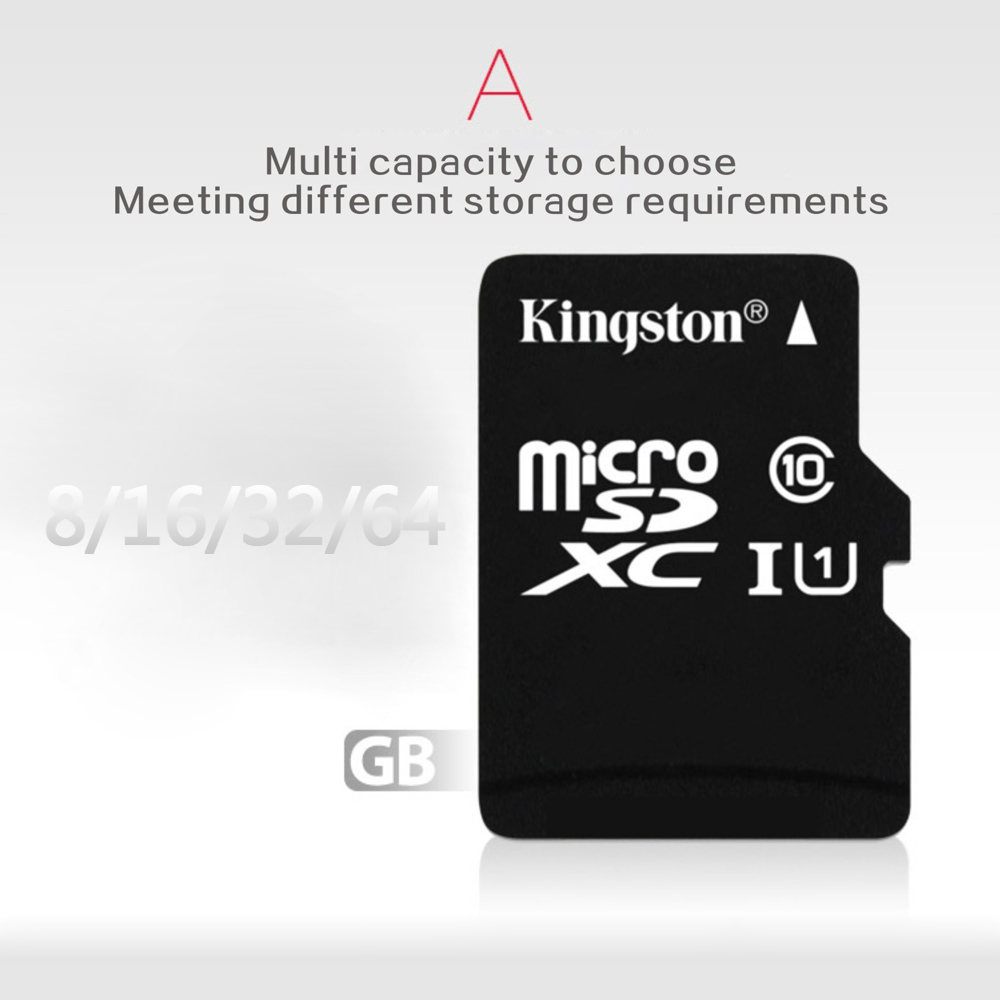 Micro Sd Karte Adapter.Kingston Memory Card 32gb Class10 Flash Sd Tf Card With Sd Adapter Free Led Watch Pink