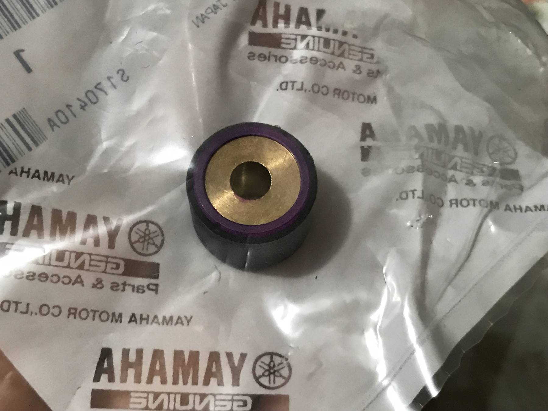 Yamaha Genuine Flyball for Mio sporty,amore,soul 115 carb
