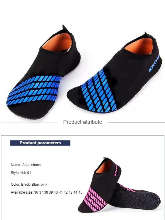 Men Women Swimming Yoga Beach Breath shoes Sandals for Summer casual shoes Barefoot Flexible Water Skin Shoes Aqua Socks for Beach Swim Surf Yoga Exercise ...