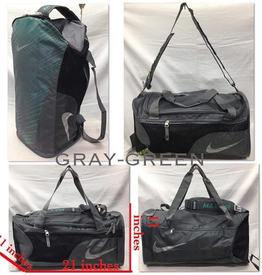 4c560545068b NK solid color hoops bag student basketball sports gym bag duffel bag  travel large capacity school bagpack - unisex sling bag