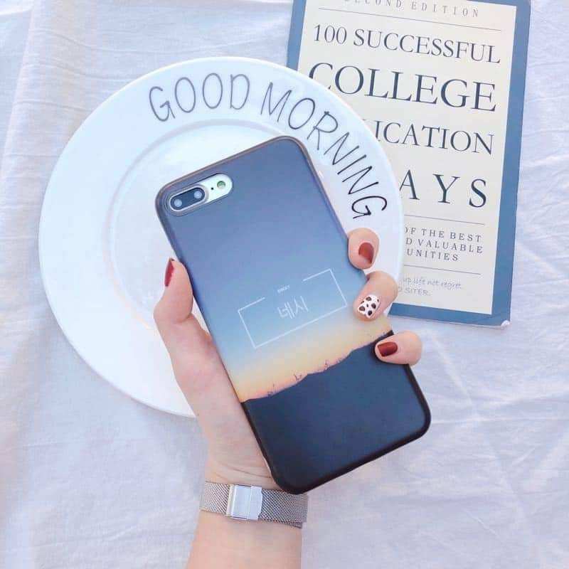 IMD softcase sunset for OPPO A37 OPPO A83 OPPO A3S OPPO F1S/A59 OPPO F5  OPPO F7 OPPO F9 genuine case shockproof scratch free phone case unisex  perfect