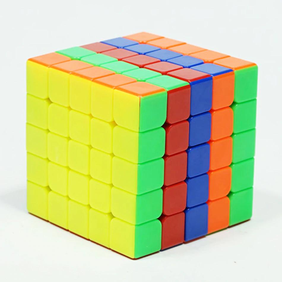 Yuxin Cloud Kylin 5x5x5 Speed Rubik's Cube Stickerless
