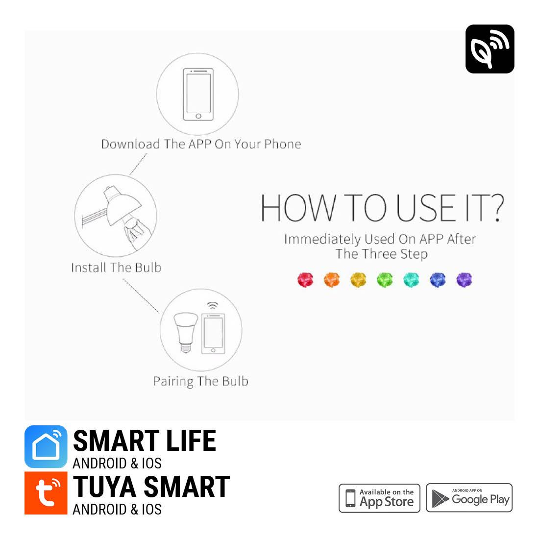 Tuya Smart Plug Setup