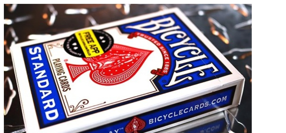 Authentic Bicycle Standard Poker Playing Cards