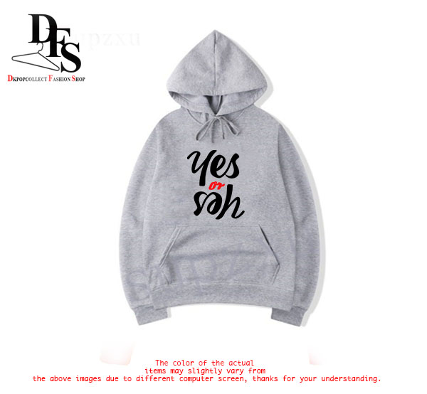 DFS Twice Yes or Yes Hoodie 2019 Jacket with Hood unisex