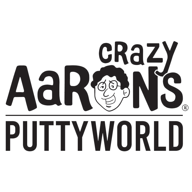 Crazy Aarons Thinking Putty Glow in The Dark Crazy Aaron/'s PK001 Mixed by Me Thinking Putty Kit