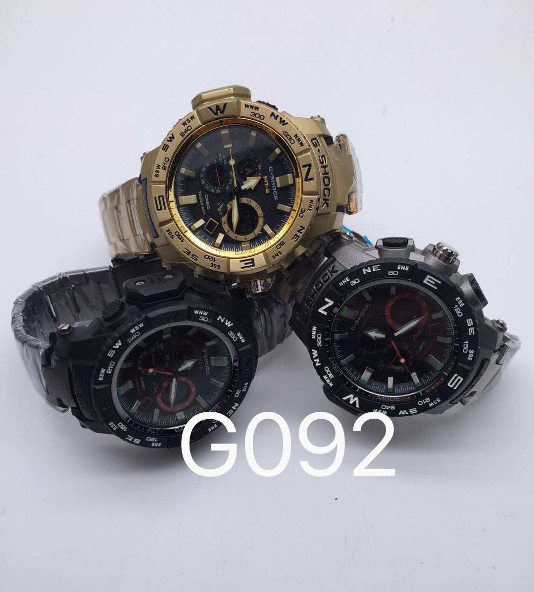 Buy 1 G Shock Men Watch Waterproof Fashion Quartz Sports Watches Stainless Steel Mens Watches Top Brand Luxury Business Waterproof Wrist Watch Men Get
