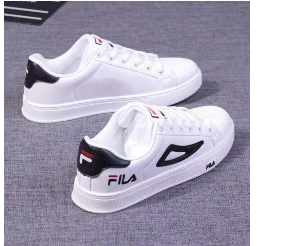 FILA shoes Korean Rubber shoes shoes