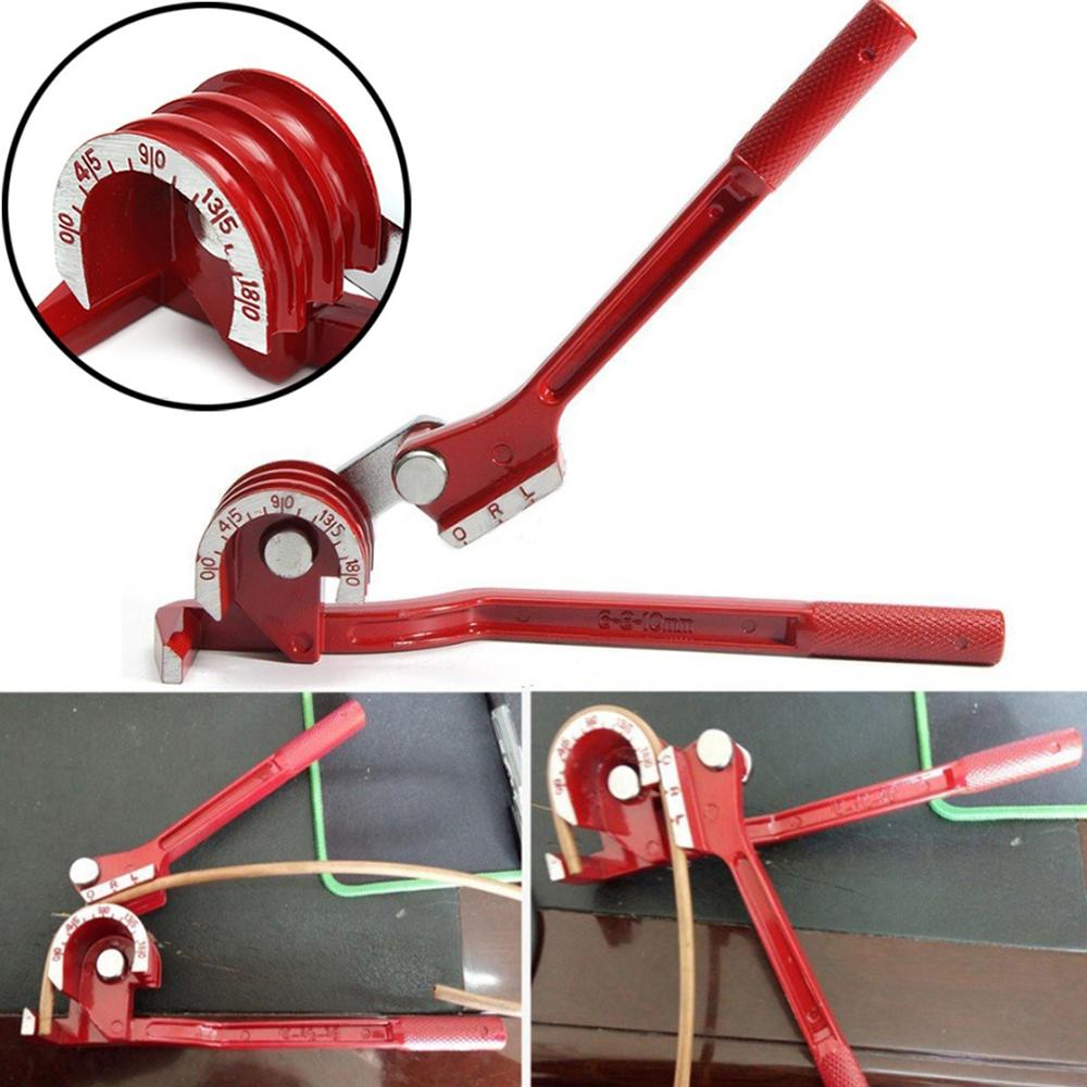 3in1 180deg Tube Pipe Bender Soft Tubing Bending Tool #0543