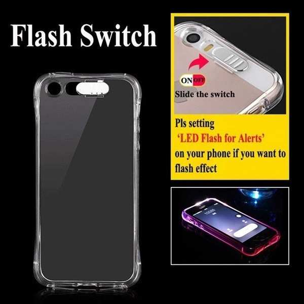 VIVO Y71 Call ringing flashing LED phone case