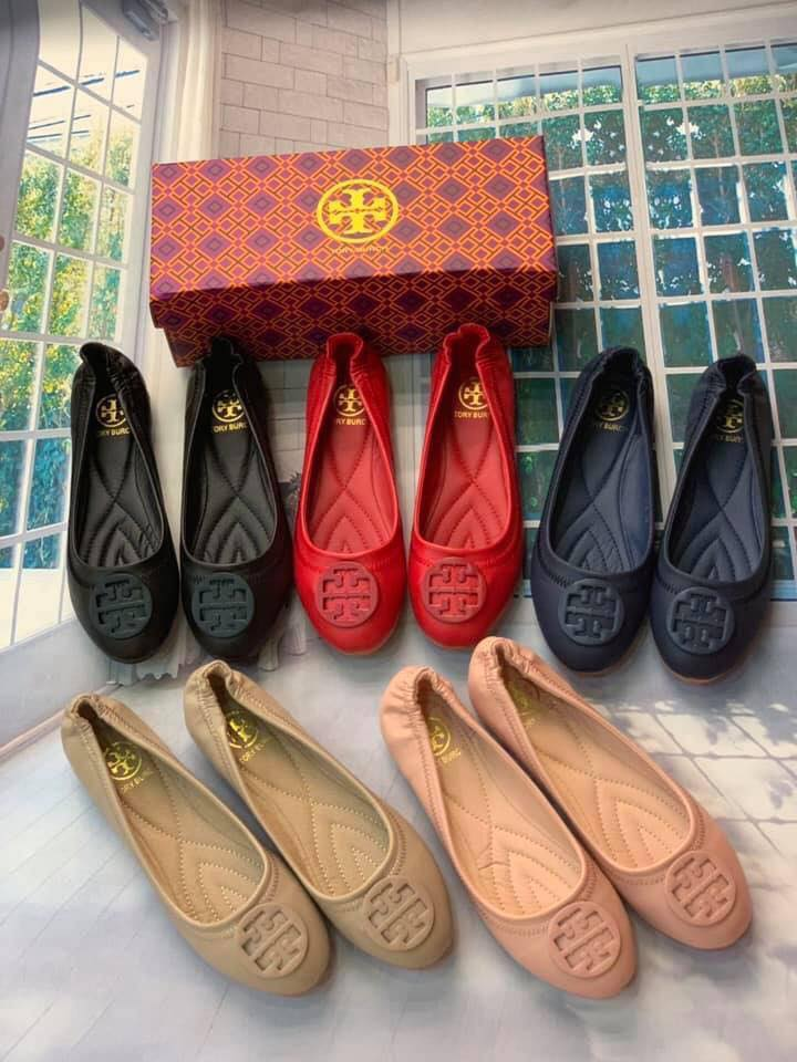 Tory Burch doll shoes with box: Buy