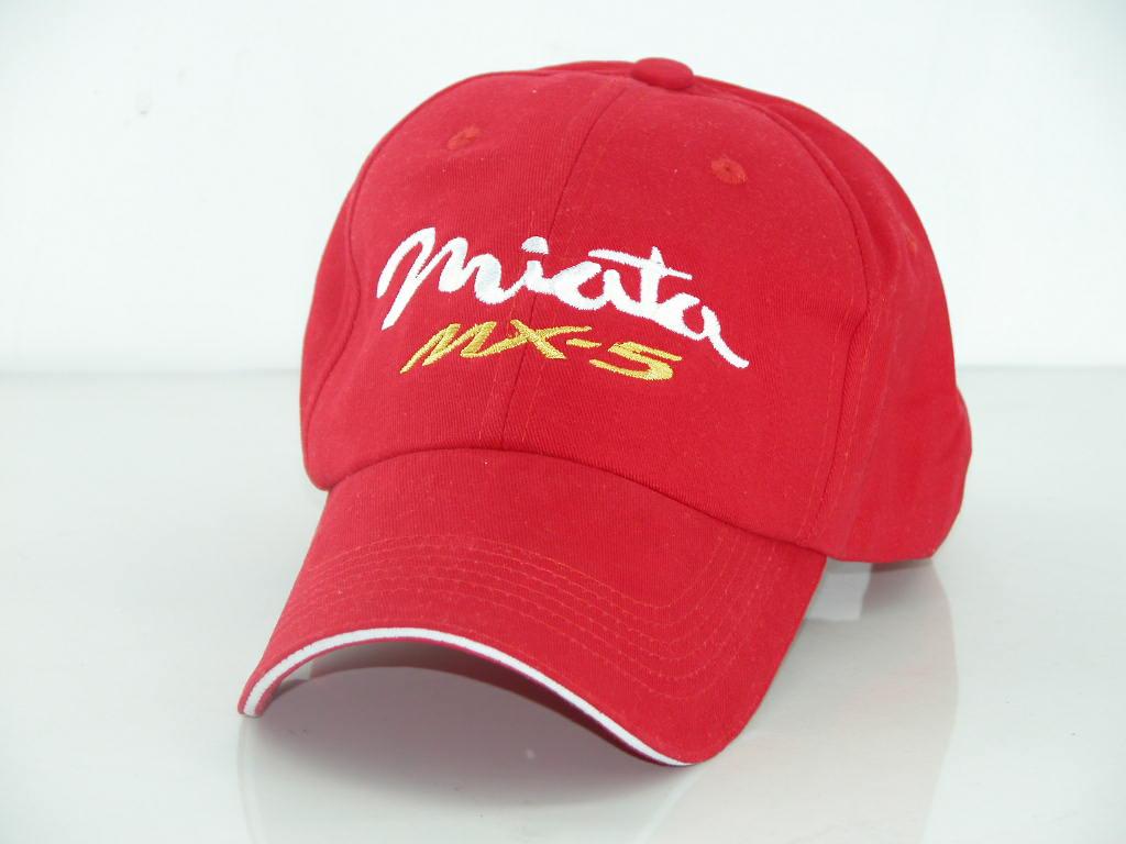 6d3cd8e7e Mazda Miata MX-5 Baseball Cap Hat - Red BH-103