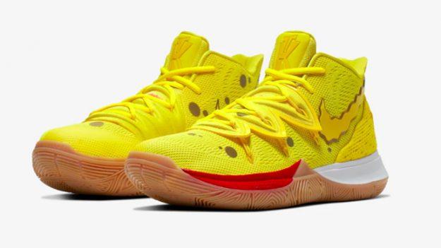 Spongebob Patrick Basketball Shoes